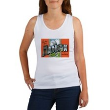 Madison WI Women's Tank Top