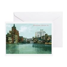 Milwaukee WI Greeting Card