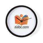 AALBC.com Wall Clock