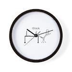iSlack Wall Clock