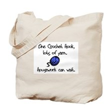 Cute Housework Tote Bag
