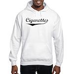 Cigarettes Hooded Sweatshirt