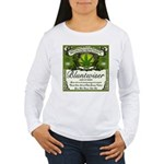 BLUNTWISER Women's Long Sleeve T-Shirt