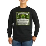 BLUNTWISER Long Sleeve Dark T-Shirt