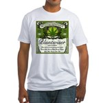 BLUNTWISER Fitted T-Shirt