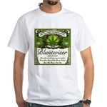 BLUNTWISER White T-Shirt
