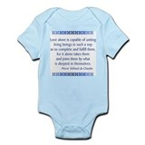 Chardin Infant Bodysuit