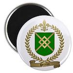 PERRON Family Crest Magnet