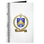 PILON Family Crest Journal