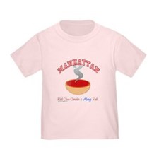 Manhattan Clam War T