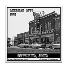Akerman Auto Tile Coaster
