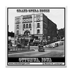 Grand Opera House Tile Coaster