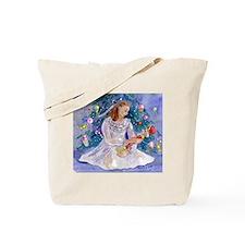 Clara and the Nutcracker Christmas Tote Bag