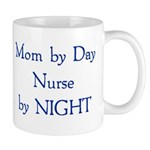 Mom by Day Mug