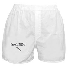 Buy Cereal Killer Funny shirt Boxer Shorts