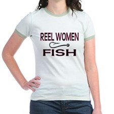 Reel Women Fish T