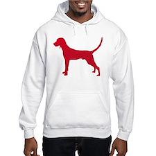 Redbone Coonhound Hoodie