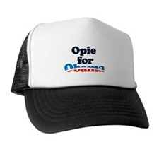 Opie for Obama Trucker Hat
