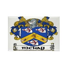 McKay Coat of Arms Magnets (10 pack)