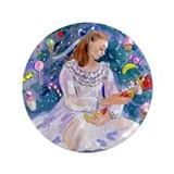 "Clara3.5"" Button (100 pack)"