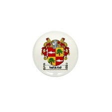 Keane Coat of Arms Mini Button (10 pack)