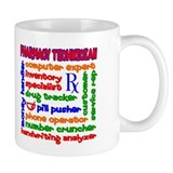 Pharmacy Technician Small Mug