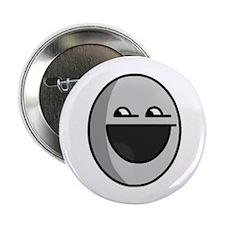 "Happy Face 2.25"" Button"