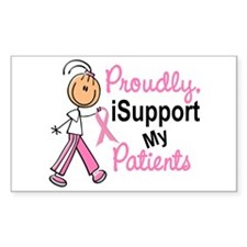 I Support My Patients 1 (SFT BC) Decal