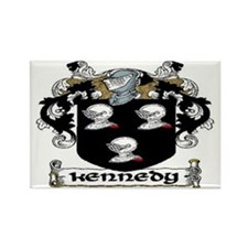 Kennedy Coat of Arms Magnets (10 pack)