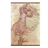 Winsome Ballet ~ Postcards (Package of 8)