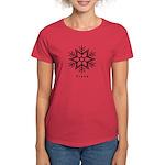 flake Women's Dark T-Shirt