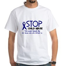 Stop Child Abuse 2 Shirt