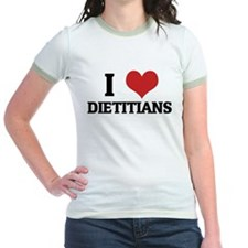 I Love Dietitians T
