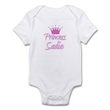 Princess Sadie Infant Bodysuit