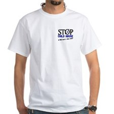 Stop Child Abuse 3 Shirt