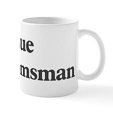 Josue the groomsman Small Mug