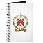 PINARD Family Crest Journal