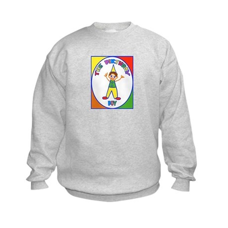 Birthday Boy Kids Sweatshirt