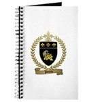 POIRIER Family Crest Journal