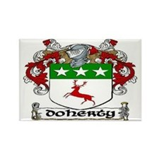 Doherty Coat of Arms Rectangle Magnet (10 pack)