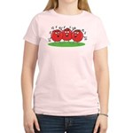 Singing Tomatoes Women's Light T-Shirt