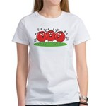 Singing Tomatoes Women's T-Shirt