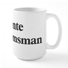 Deonte the groomsman Mug