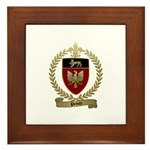 PRINCE Family Crest Framed Tile