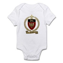 PRINCE Family Crest Infant Creeper
