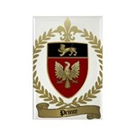 PRINCE Family Crest Rectangle Magnet