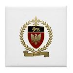 PRINCE Family Crest Tile Coaster
