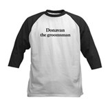 Donavan the groomsman Tee