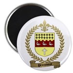 PRONOVOST Family Crest Magnet