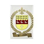 PRONOVOST Family Crest Rectangle Magnet (10 pack)